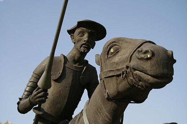 Alcazar San Juan Quijote JMM.jpg