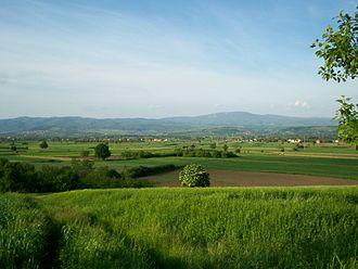 Moravac - Moravac in Aleksinac valley