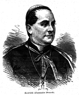 Italian cardinal in the Roman Catholic Church