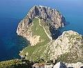 Algeria, cliffs at mediterranean sea, Wiki Loves Earth 2018.jpg