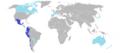 Alianza del Pacífico Map 2013.png
