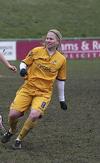 Alicia Ferguson Australian soccer player