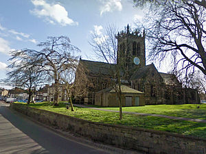 Northallerton - All Saints' Church, Northallerton