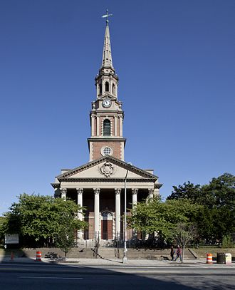 All Souls Church, Unitarian (Washington, D.C.) - Image: All Souls Church DC Highsmith