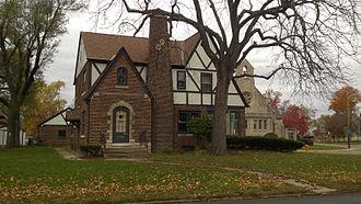 Westgate, Columbus, Ohio - Cottage