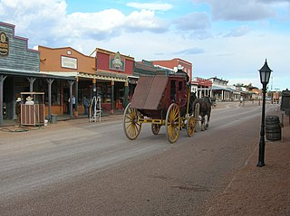 Tombstone Historic District United States historic place