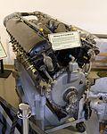 Allison V-1710-85-E19 aircraft engine - Hiller Aviation Museum - San Carlos, California - DSC03054.jpg