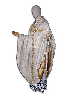 meaning of chasuble