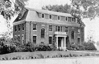 Phi Sigma Kappa - Image: Alpha Chapter, U Mass Amherst, Phi Sigma Kappa 1910