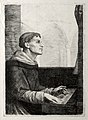 Alphonse Legros - The Monk at the Organ - 1944.391 - Cleveland Museum of Art.jpg