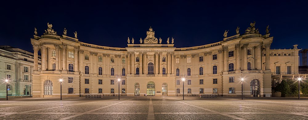 Alte Bibliothek, Berlin-Mitte