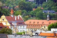 Altes Krankenhaus vor Abtsberg, von St. Martin 14-09-2003.JPG