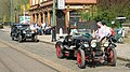 Alvis Saloon and Tourer outside The Red Lion, Crich Tramway village - geograph.org.uk - 402541.jpg