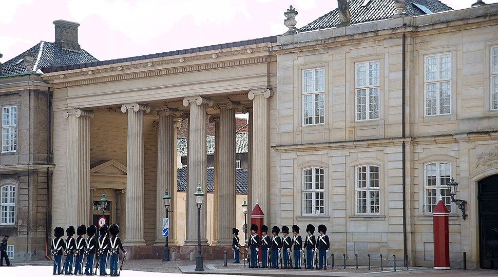 Amalienborg slott 5
