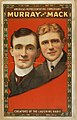 America's representative comedians, Murray and Mack creators of the laughing habit. LCCN2014635538.jpg