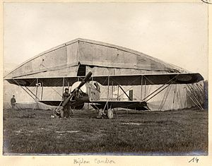 Caudron G.3 - French operational Caudron G.3