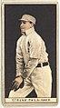 Amos Strunk, Philadelphia Athletics, baseball card portrait LCCN2008678388.jpg