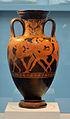 Amphora 490 BC Amazons fighting Staatliche Antikensammlungen Starke Frauen 01.jpg