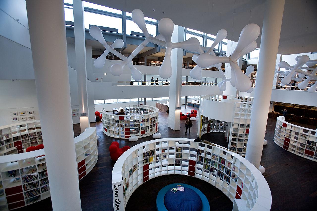 Bestand amsterdam openbare bibliotheek for Bibliotheek amsterdam