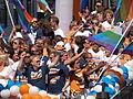 Amsterdam Gay Pride 2013 VVD boat pic2.JPG