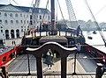 Amsterdam Scheepvaartmuseum Amsterdam Deck 04.jpg