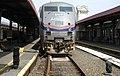Amtrak 105 at Springfield Union Station, August 2008.jpg