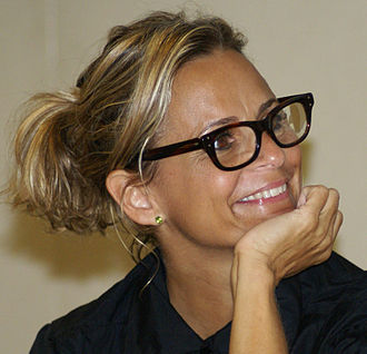 Amy Sedaris - Sedaris at BlogHer in 2007
