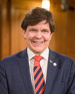 Andreas Norlén Swedish politician
