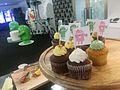 Android cupcakes at Google Tokyo 27th floor.jpg