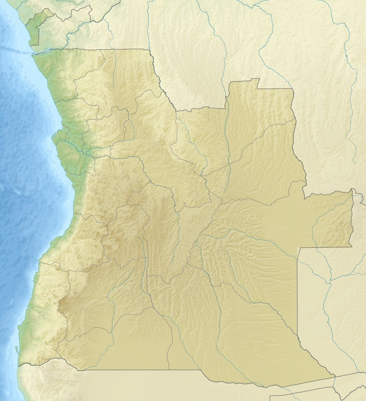 Angola – Reiseführer auf Wikivoyage