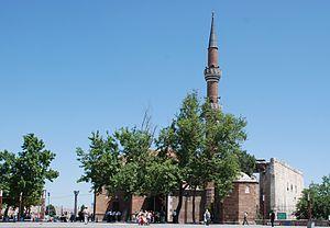 Hacı Bayram-ı Veli - Image: Ankara Haci Bayram augustus