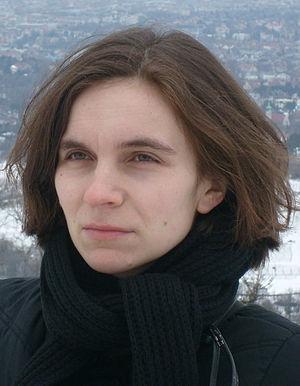 Anna Brożek - Image: Anna Brożek
