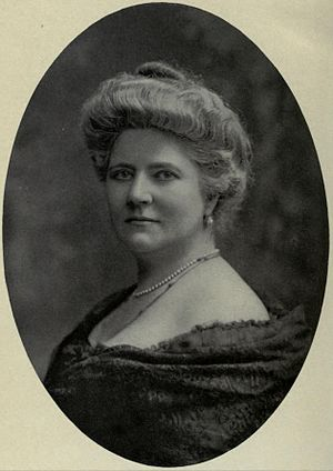 "Sir Hugh Guion MacDonell - Picture of Anne Lumb, from her book ""Reminiscences of Diplomatic Life"" 1913"