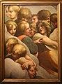 Annibale e agostino carracci (attr.), gruppi di angeli (da correggio), 1590 ca. 02.jpg