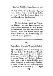 Anspachische Getraid-Magazins-Anstalt, S. 481-485