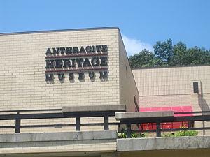 Pennsylvania Anthracite Heritage Museum - Anthracite Heritage Museum in Scranton, Pennsylvania