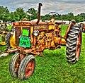Antique Minneapolis Moline Tractor (14499212054).jpg