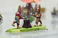 Antique wind-up German gnomes hammering anvil (25506755293).jpg