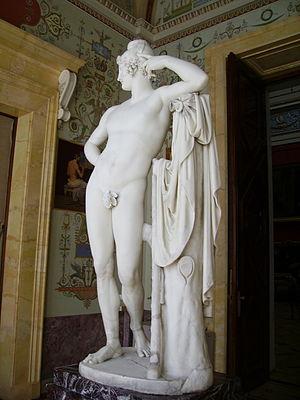 Antonio Canova-Paris-Hermitage