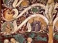 Antonio vite e collaboratore, arbor vitae, trasfigurazione e miracolo della madonna della neve, 1390-1400 ca. 16.jpg