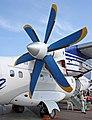 Antonov An-140-100. Propeller.jpg