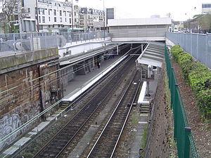Gare d'Antony - Image: Antony La gare RER + Orlyval + gare routière (5)