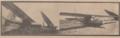 Aout 1936 - les deux planeurs sur la crête - Les Ailes n°792.png