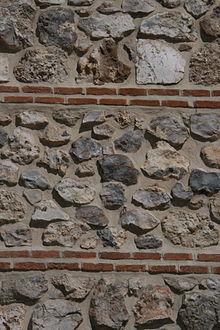Aparejo toledano wikipedia la enciclopedia libre - Tipos de mamposteria de piedra ...