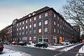 Apartment building Heinrich-Heine-Strasse Stresemannallee Hanover Germany.jpg