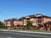 Apartments, Kingsway, Miranda, New South Wales (2010-07-25) 02