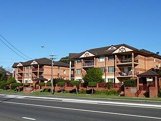 Miranda, New South Wales - Apartments, Kingsway