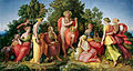 Apollo and the Muses by Heinrich Maria von Hess.jpg