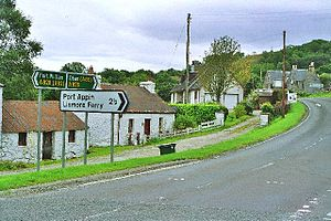 Appin - Image: Appin Village
