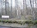Approaching Craiglash Quarry - geograph.org.uk - 1187474.jpg